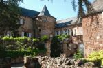 référence n° 135990112 : Rodez - VM720 Charmant château de village avec jardin, en Aveyr...