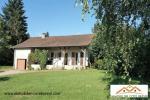 référence n° 141261512 : Montpont-en-Bresse - 14 kms au Sud de Louhans, dans un village avec commerce...