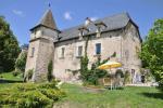 référence n° 142323546 : Villefranche-de-Rouergue - la campagne, Manoir de 1796 restauré avec goût sur 1,6h...