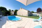 référence n° 148378856 : Cournon-d'Auvergne - joli plain-pied avec piscine