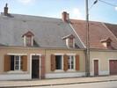 référence n° 152014160 : Ourouer-les-Bourdelins - A 03h00 de Paris,30\' de Bourges et de Nevers.Maison de village F3 avec 90 m2dépendances et 693m2 de...