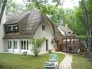 référence n° 152908673 : Jouet-sur-l'Aubois - Villa atypique type chaumière 230m2 avec dépendances2800m2 de parc arboré,Original!