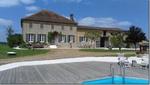 référence n° 153358897 : Bourdalat - BELLE MAISON DE MAITRE AVEC GRANDES DEPENDANCES ET PISCINE SUR BEAU PARC AVEC PRAIRIE DE 1 HECTARE,...