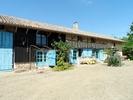 référence n° 154514270 : La Chapelle-Thècle - Ancienne ferme Bressane avec beau jardin