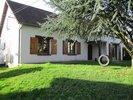 référence n° 159096057 : Argent-sur-Sauldre - Maison d\'env. 177 m2 sur sous-sol, proposant de beaux volumes, 5 chambres, sur un terrain clos donnant...