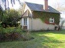 référence n° 159847598 : Argent-sur-Sauldre - Argent-sur-Sauldre, Maison de 3 chambres sur 1758 m2 de terrain clos.