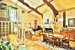 référence n° 159976941 : Daignac - CREON Demeure du XVI ° restaurée 320 m² , 5 chs, piscine