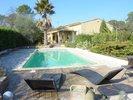 référence n° 162161043 : Le Muy - Très agréable villa de plain pied avec piscine.