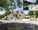 référence n° 16762665 : Payrac - Villa et piscine (gîte de rapport) + loft indépendant, proche Rocamadour et sarlat