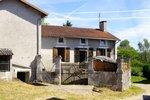 référence n° 170616804 : Saint-Pardoux-la-Rivière - Fermette en pierre avec environ 5000 m2 de terrain attenant.