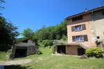 référence n° 175882236 : Sainte-Marie-d'Alvey - Novalaise à 5 kilomètres, maison mitoyenne en pierre, 3 pièce.