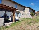référence n° 182055289 : Chazelles-sur-Lyon - maison de village avec terrain et dépendances